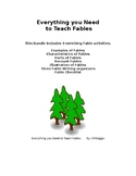 All You Need to Teach Fables