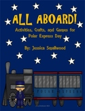 All aboard! Polar Express Activity PACKET!!