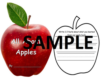 All about Apples Booklet