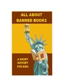 All about Banned Books - A Short History for Kids