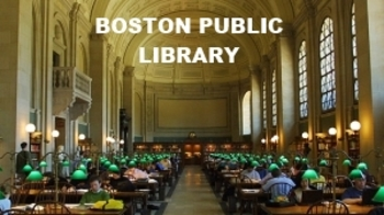 All about Boston for Kids
