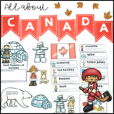 Canada Geography Maps Activities