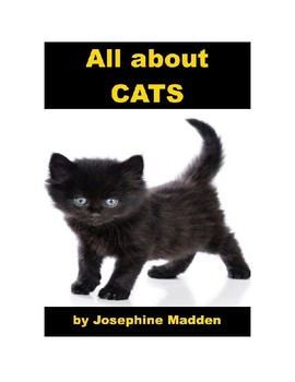 All about Cats for Kids