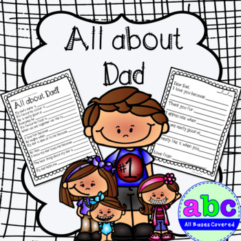 All about Dad!