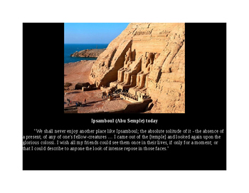 All about Egypt PowerPoint for Kids