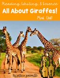 All about Giraffes