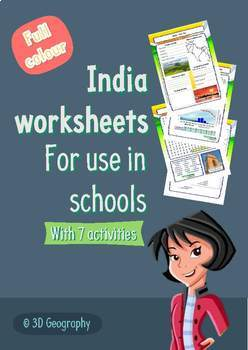 All about India teaching pack