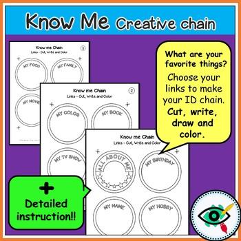 Know me creative chain
