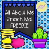 All about Me Smash Mat FREEBIE