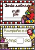 Todo sobre Mi - Spanish Booklet (Color and B&W Versions)