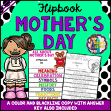 Mother's Day Celebration Flipbook (All About Mothers Day Facts & Activities)