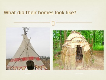 All about Native Americans