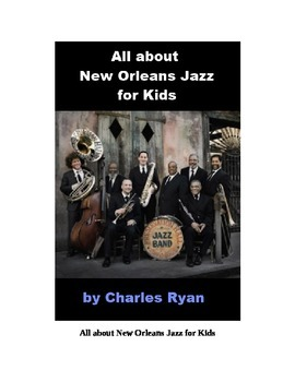 All about New Orleans Jazz for Kids