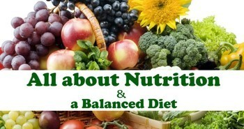 All about Nutrition | Balanced Diet