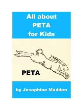 All about PETA for Kids