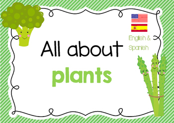 All about PLANTS (English & Spanish)