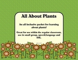 Expressive and Receptive Language Resource on Plants
