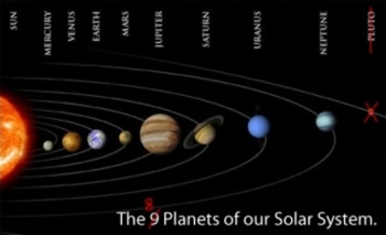 All about Pluto for Kids Powerpoint