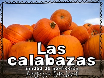 Todo sobre las calabazas All About Pumpkins Non Fiction Un