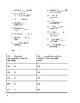 All about SER AND ESTAR! Cloze notes, HW, quiz, answer key- FULLY EDITABLE,5 pgs