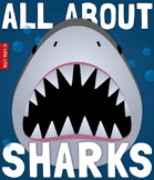 All about SHARKS mini-book