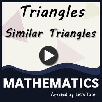 All about Similar Triangles