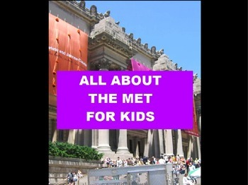 All about The Met Powerpoint Presentation