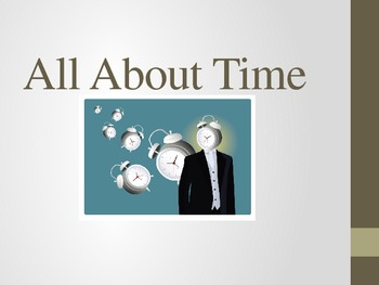 All about Time