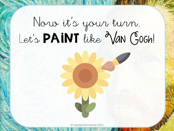 All about Van Gogh