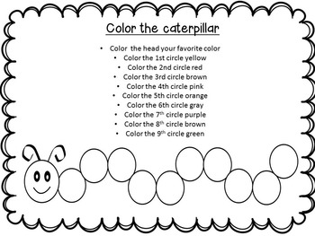 All about colors!