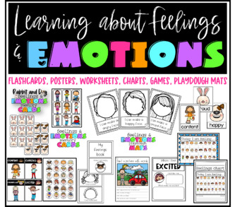 Learning about feeling and emotions