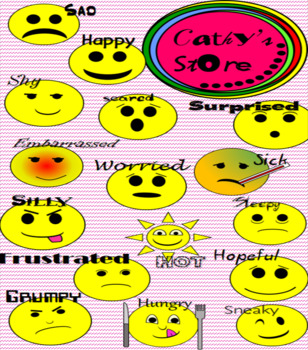 All about emotions feelings