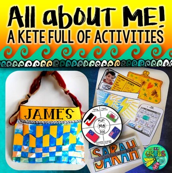All about me {A kete full of activities)