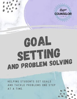 School Counselor Essentials - All about me workbook to get to know your students