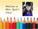 All about me PowerPoint