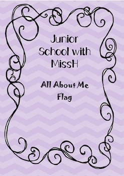 All about me flag