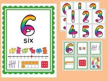 All about number 6