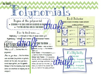 All about polynomials