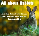 All about rabbits - nonfiction reading