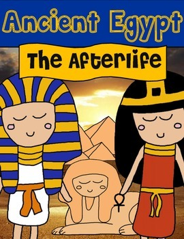 Egypt: All about the Afterlife