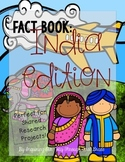 Fact Book: All About the Country of India