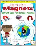 """""""Magnet"""" Unit with Worksheets/Activities"""