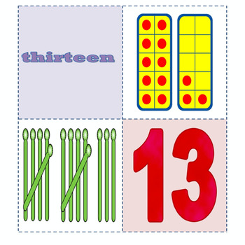 All about the Numbers:1-20