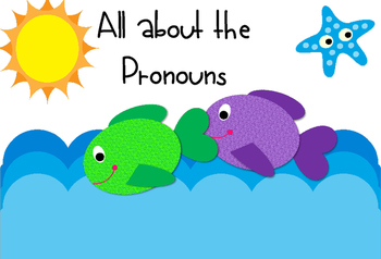 All about the Pronouns