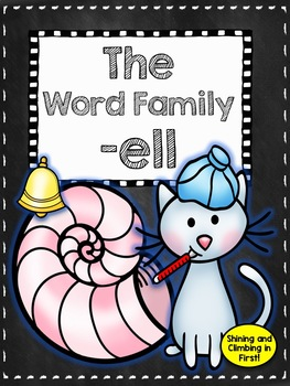 All about the Word Family -ell
