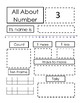 All about the number activty worksheet numbers 1-10