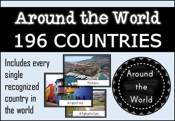 All around the World (196 Countries!)