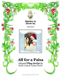 """Reader's Theater Script for """"All for a Paisa"""" Folk Tale"""