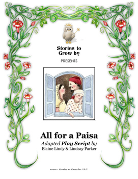 All for a Paisa Short Story Fairy Tale Unit
