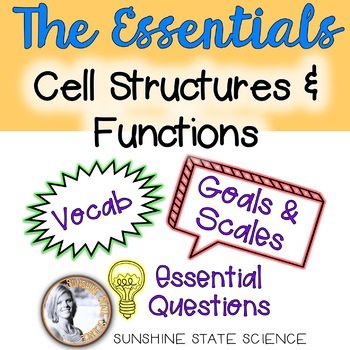 Biology Essential Resources Bulletin Board: Cells